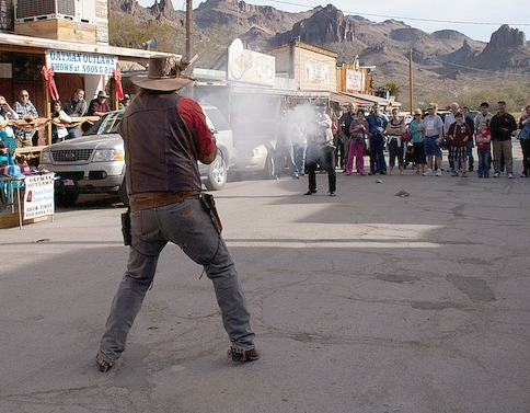 Oatman Arizona: Ghost Town, Mining Town, Fun Town
