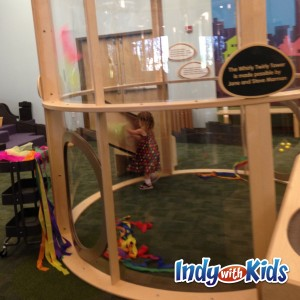 childrens museum indianapolis playscape whirly twirly tower