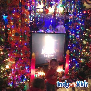 Greenwood Indiana Christmas Tree House Indy with KIds 3