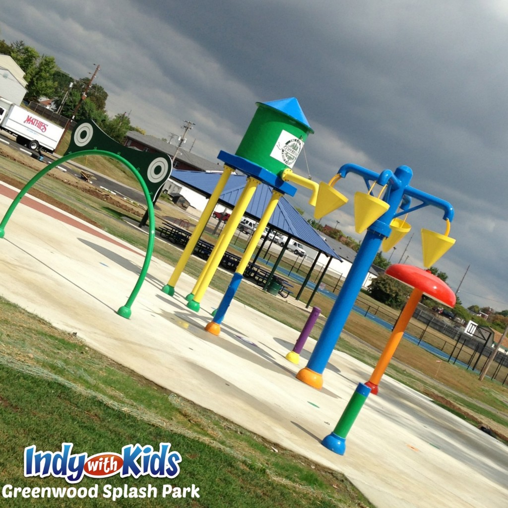 greenwood splash park