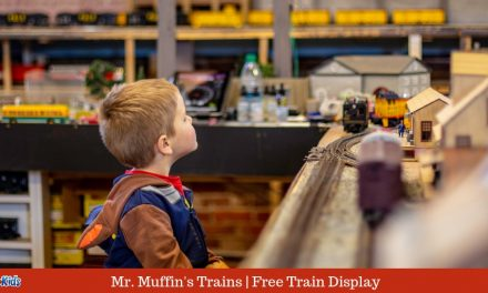 Mr. Muffin's Trains is Still a BIG Hit | Only 1 Hour from Downtown Indy