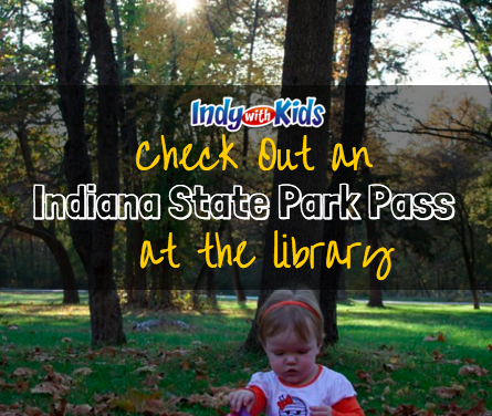 Free Admission to Indiana State Parks with Library Check Out Program