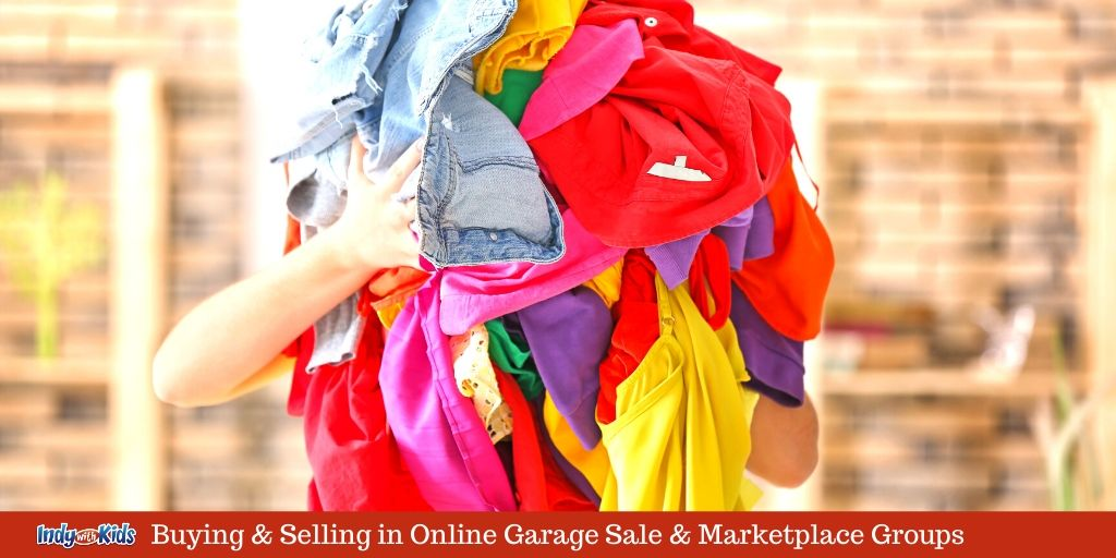 Living the Swap Life: Tips For Buying & Selling in Online Garage Sale and Marketplace Groups