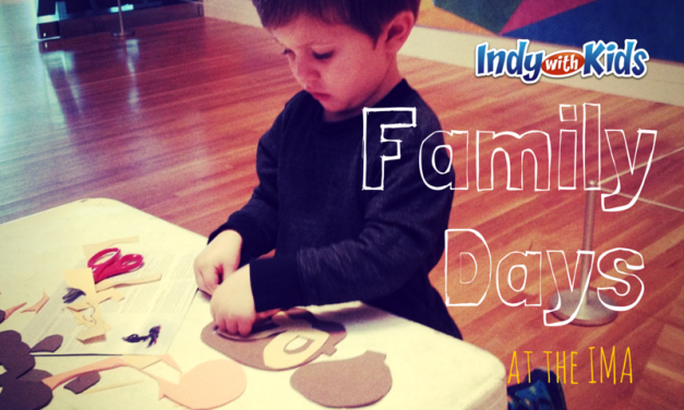 Family Days at the Indianapolis Museum of Art