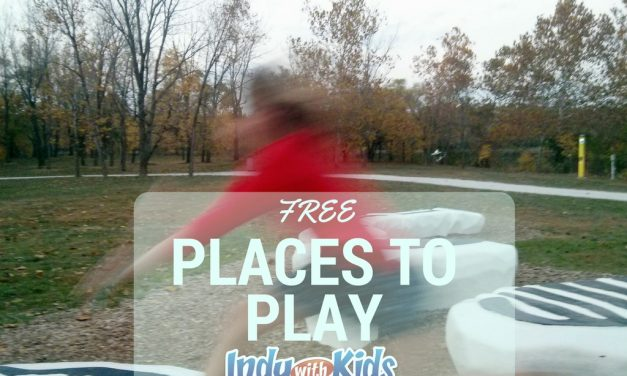 FREE Places to Play in Indy