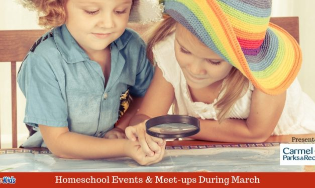March Homeschool Events in Indianapolis | 2019