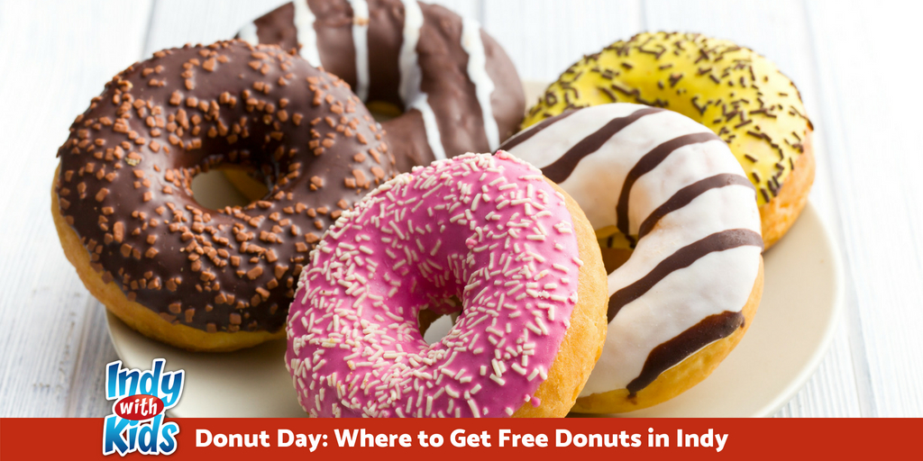 Free Donuts in Indy on Donut Day