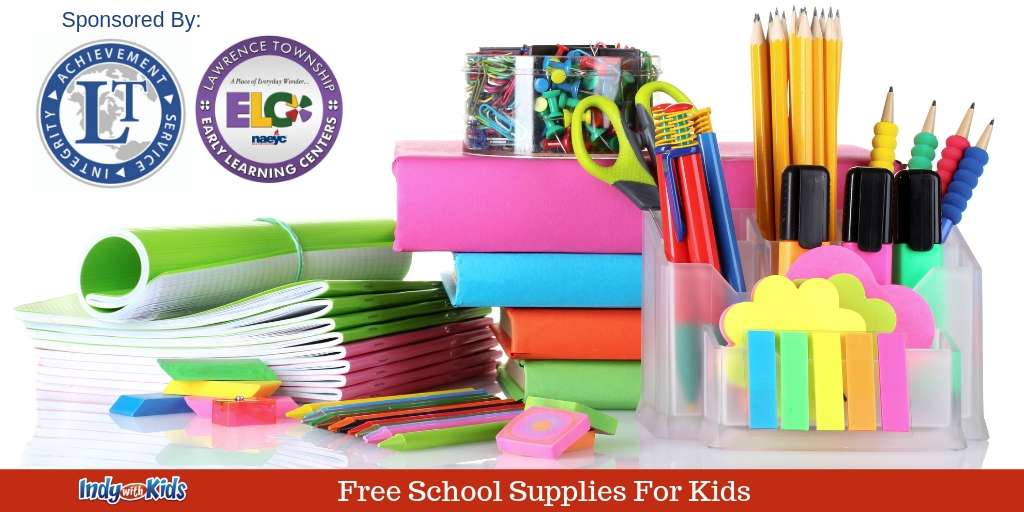 Free School Supplies For Kids