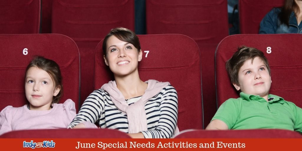 June Special Needs Activities and Events