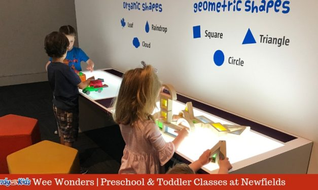 Wee Wonders | Classes for Toddlers and Preschoolers at Newfields