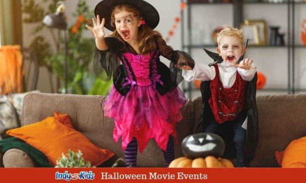 Halloween Movie Events