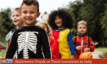 2019 Indianapolis Halloween Trunk or Treat Locations