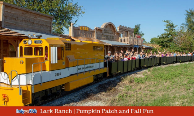 Lark Ranch Pumpkin Patch and More | Fall Family Fun on the Farm
