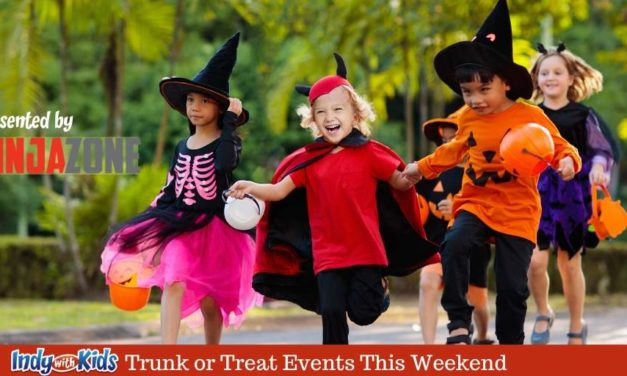Halloween Trunk or Treat Events this Weekend | October 25-27, 2019