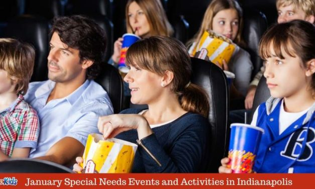 January Special Needs Events and Activities in Indianapolis | 2020