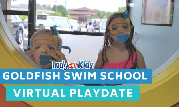 Virtual PLAY Date with Goldfish Swim School